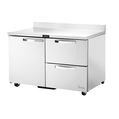True Manufacturing Co., Inc. TWT-48D-2-ADA-HC~SPEC3 refrigerated counter, work top