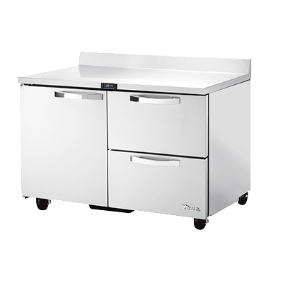 True Manufacturing Co., Inc. TWT-48D-2-HC~SPEC3 refrigerated counter, work top