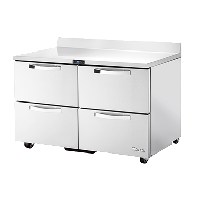 True Manufacturing Co., Inc. TWT-48D-4-ADA-HC~SPEC3 refrigerated counter, work top