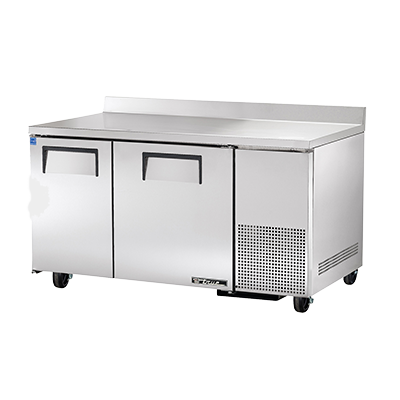 True Manufacturing Co., Inc. TWT-60-32-HC refrigerated counter, work top