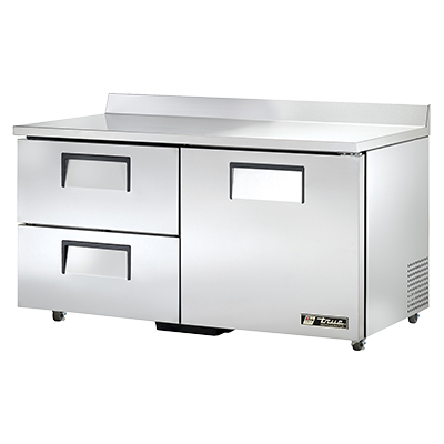 True Manufacturing Co., Inc. TWT-60D-2-ADA-HC refrigerated counter, work top