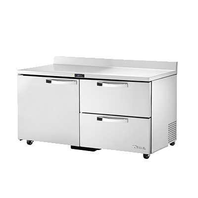 True Manufacturing Co., Inc. TWT-60D-2-ADA-HC~SPEC3 refrigerated counter, work top