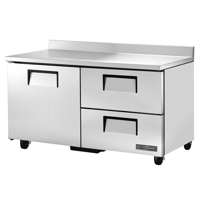 True Manufacturing Co., Inc. TWT-60D-2-HC refrigerated counter, work top