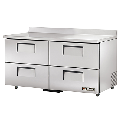 True Manufacturing Co., Inc. TWT-60D-4-ADA-HC refrigerated counter, work top