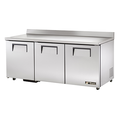 True Manufacturing Co., Inc. TWT-72-ADA-HC refrigerated counter, work top