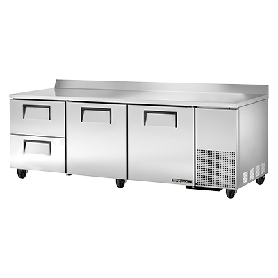 True Manufacturing Co., Inc. TWT-93D-2-HC refrigerated counter, work top