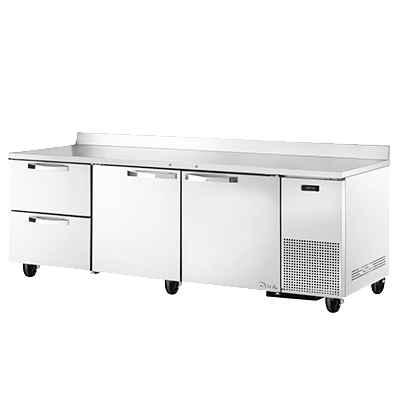 True Manufacturing Co., Inc. TWT-93D-2-HC~SPEC3 refrigerated counter, work top