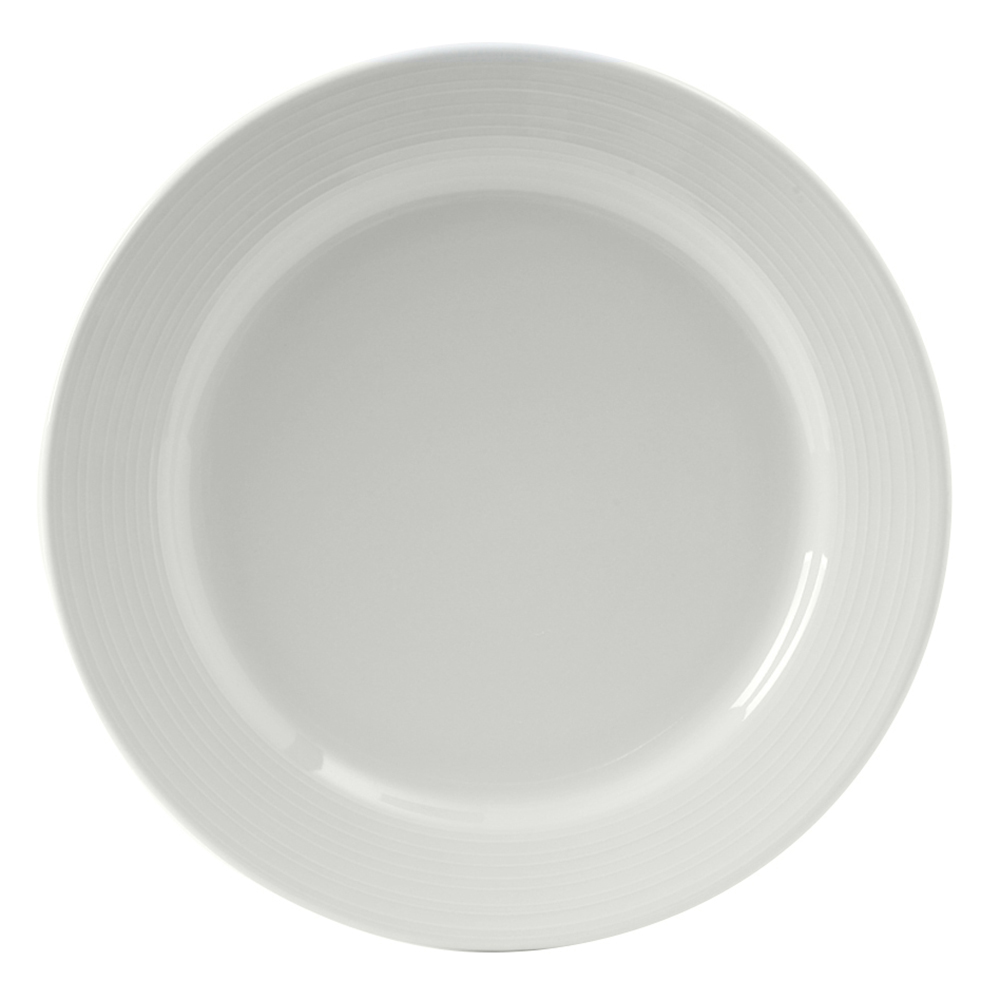 Tuxton China FPA-110 plate, china