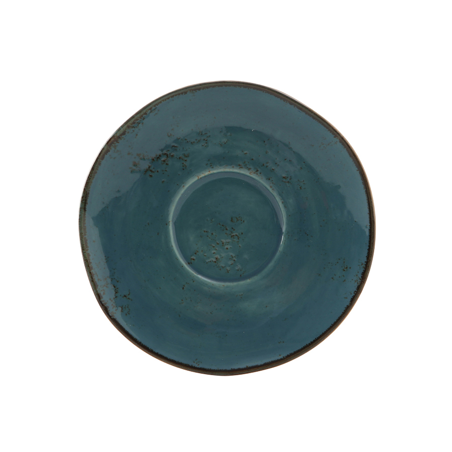 Tuxton China GGE-084 saucer, china