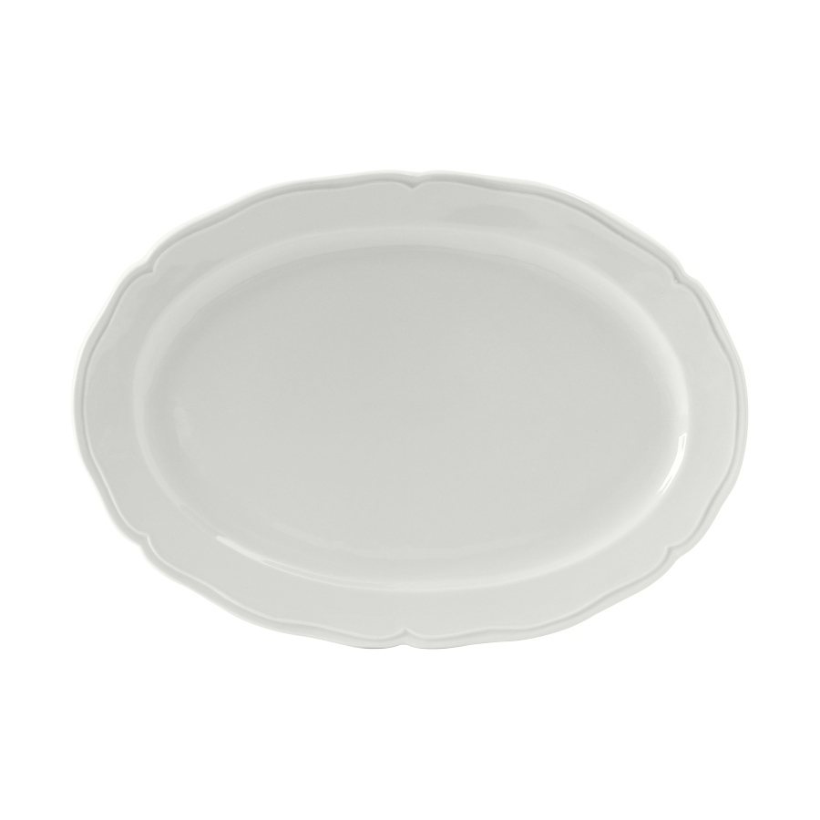 Tuxton China SCH-090 platter, china