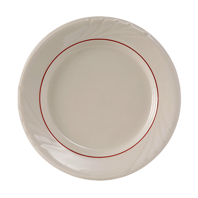 3225-090 Tuxton China YBA-090 plate, china