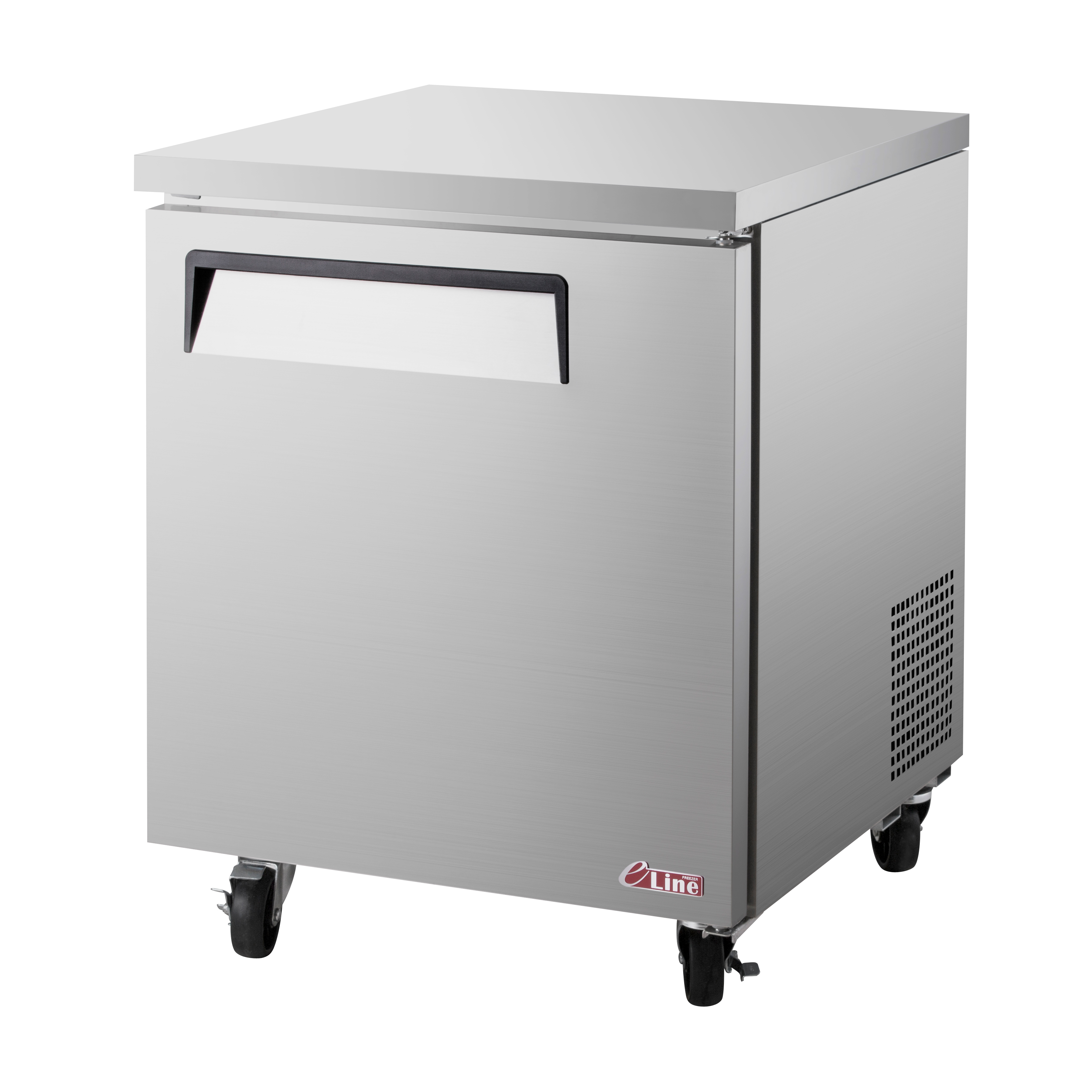 Turbo Air EUF-28-N freezer, undercounter, reach-in