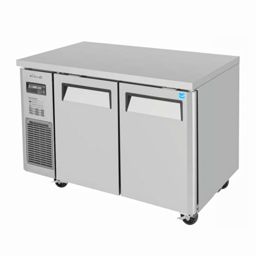 Turbo Air JUR-48-N6 refrigerator, undercounter, reach-in