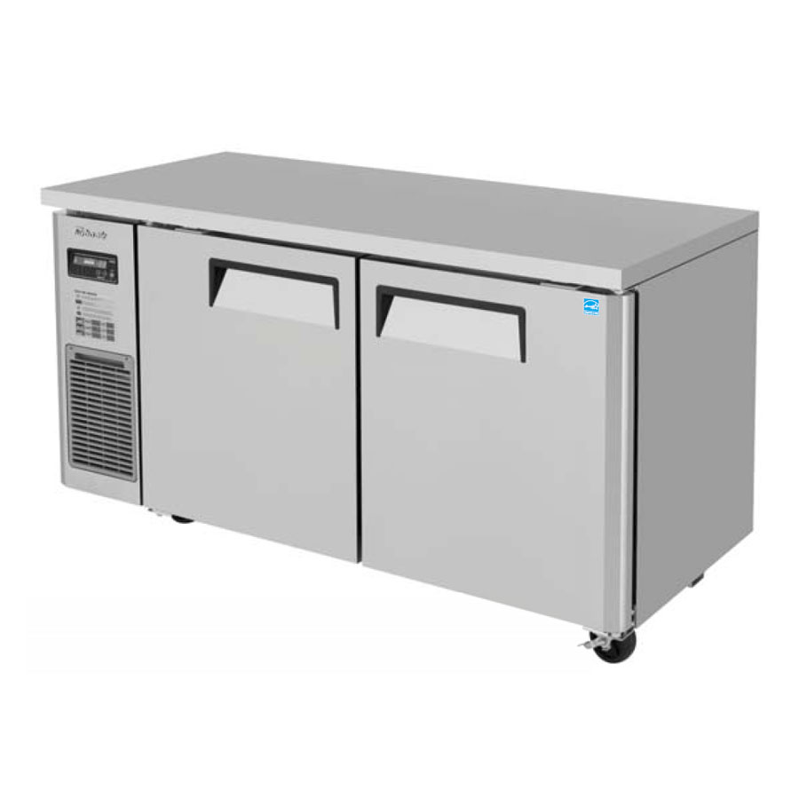 Turbo Air JUR-60S-N6 refrigerator, undercounter, reach-in