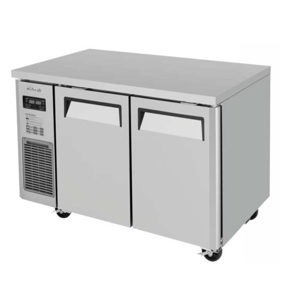 Turbo Air JURF-48-N refrigerator freezer, undercounter, reach-in