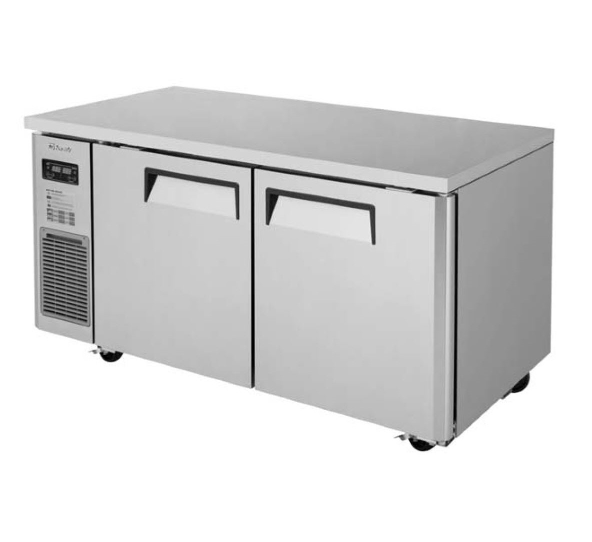 Turbo Air JURF-60-N refrigerator freezer, undercounter, reach-in