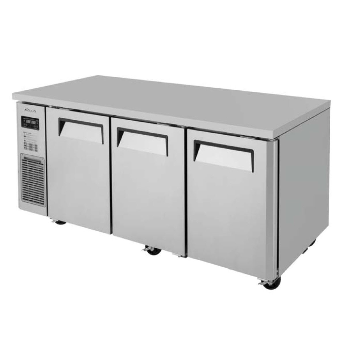 Turbo Air JURF-72-N refrigerator freezer, undercounter, reach-in