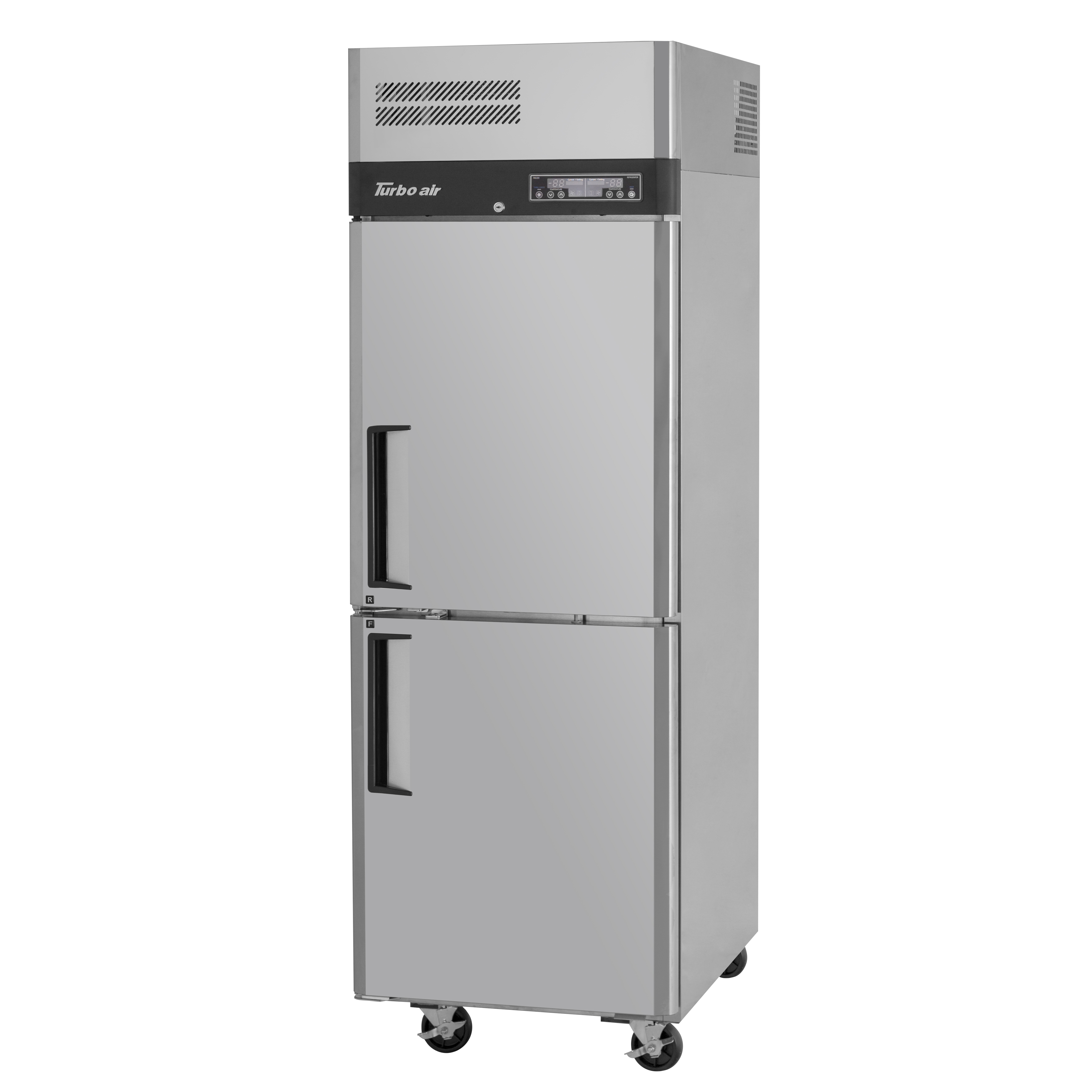 Turbo Air M3RF19-2-N refrigerator freezer, reach-in
