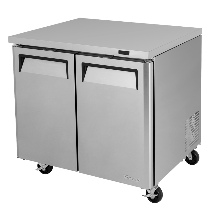 MUF-36-N Turbo Air freezer, undercounter, reach-in