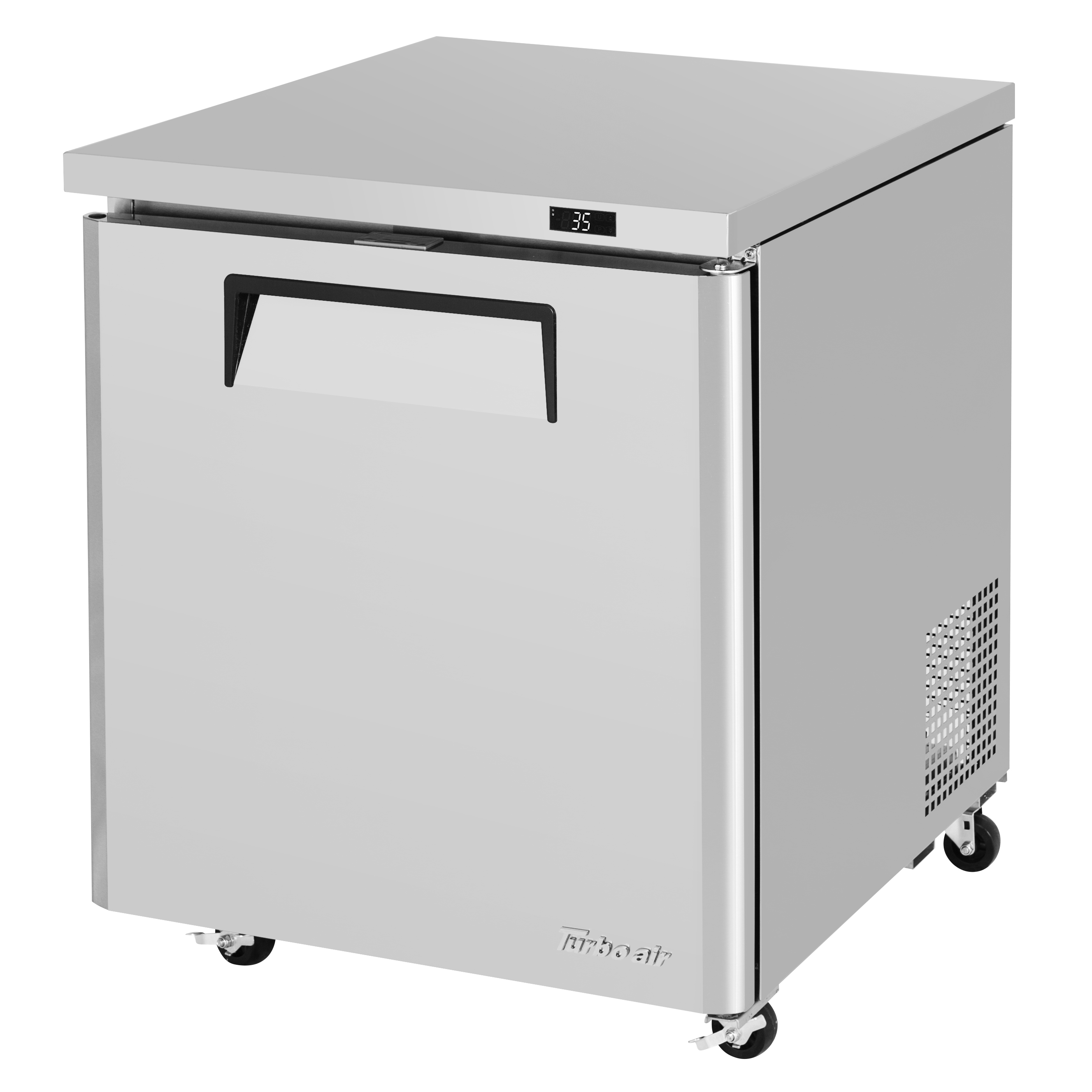 Turbo Air MUR-28L-N6 refrigerator, undercounter, reach-in
