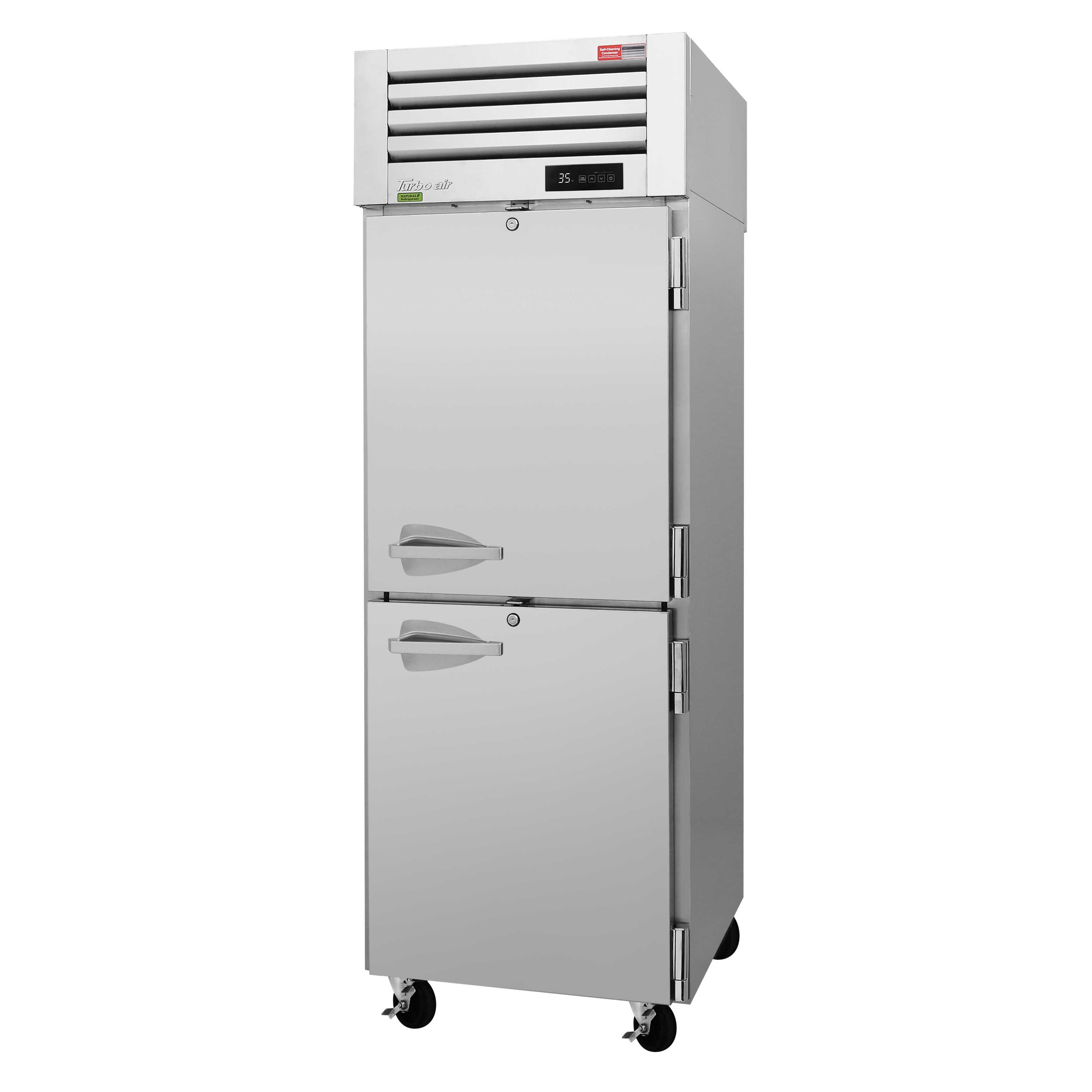 Turbo Air PRO-26-2R-N refrigerator, reach-in