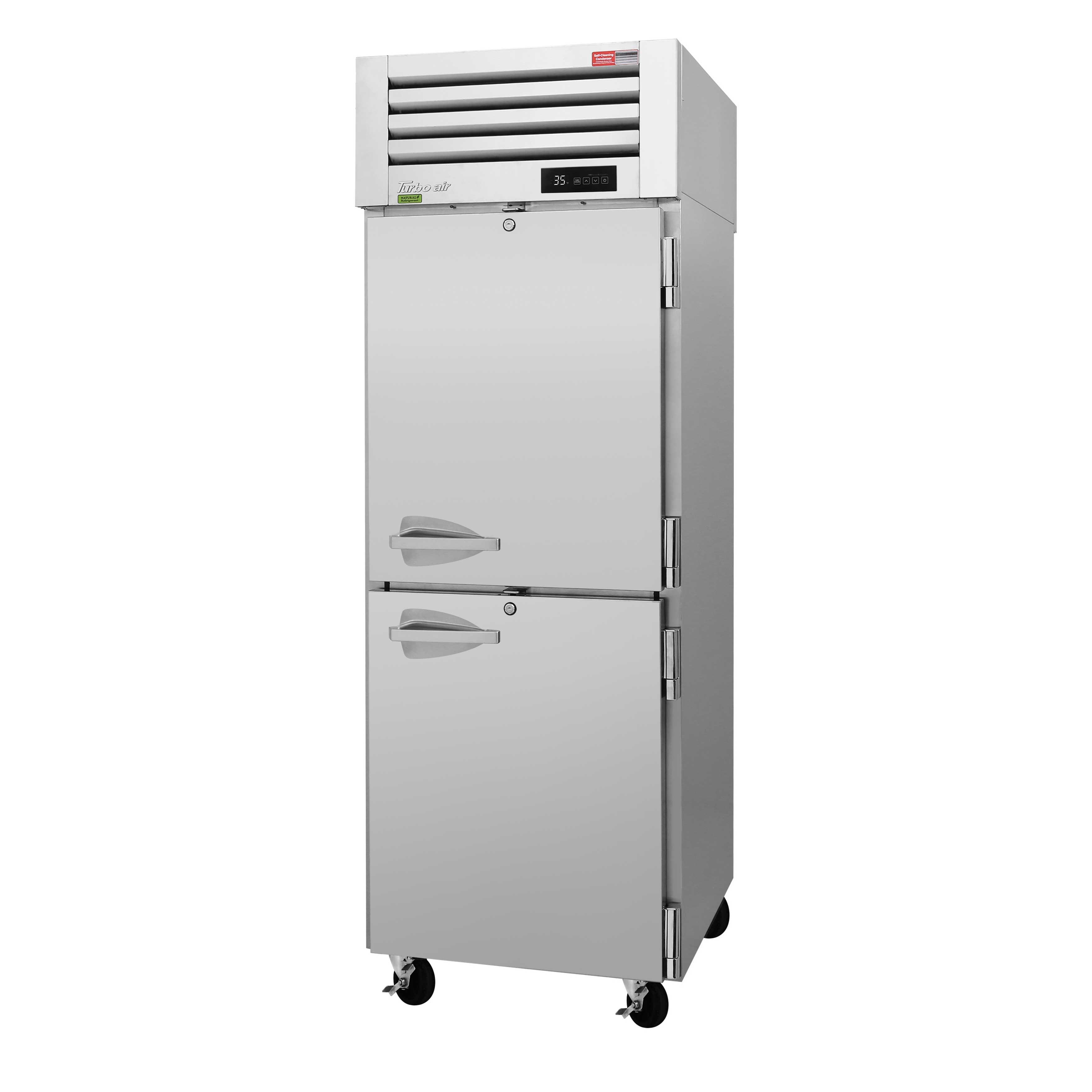 Turbo Air PRO-26-2R-PT-N refrigerator, pass-thru