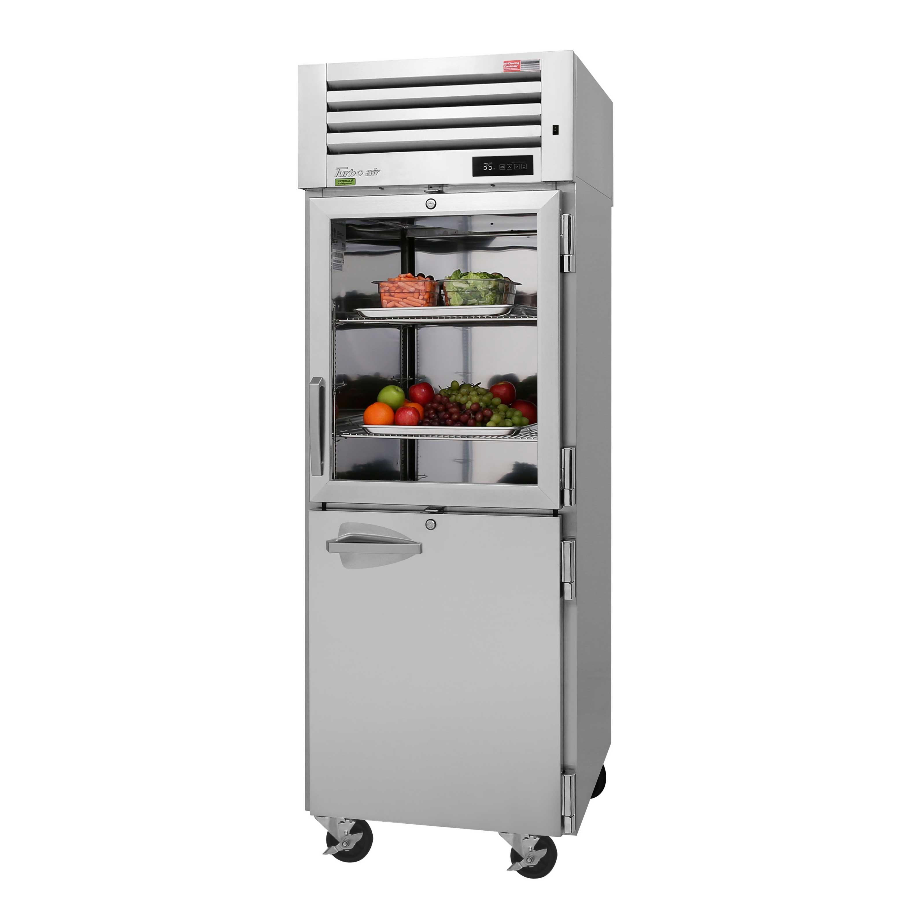 Turbo Air PRO-26R-GSH-N refrigerator, reach-in