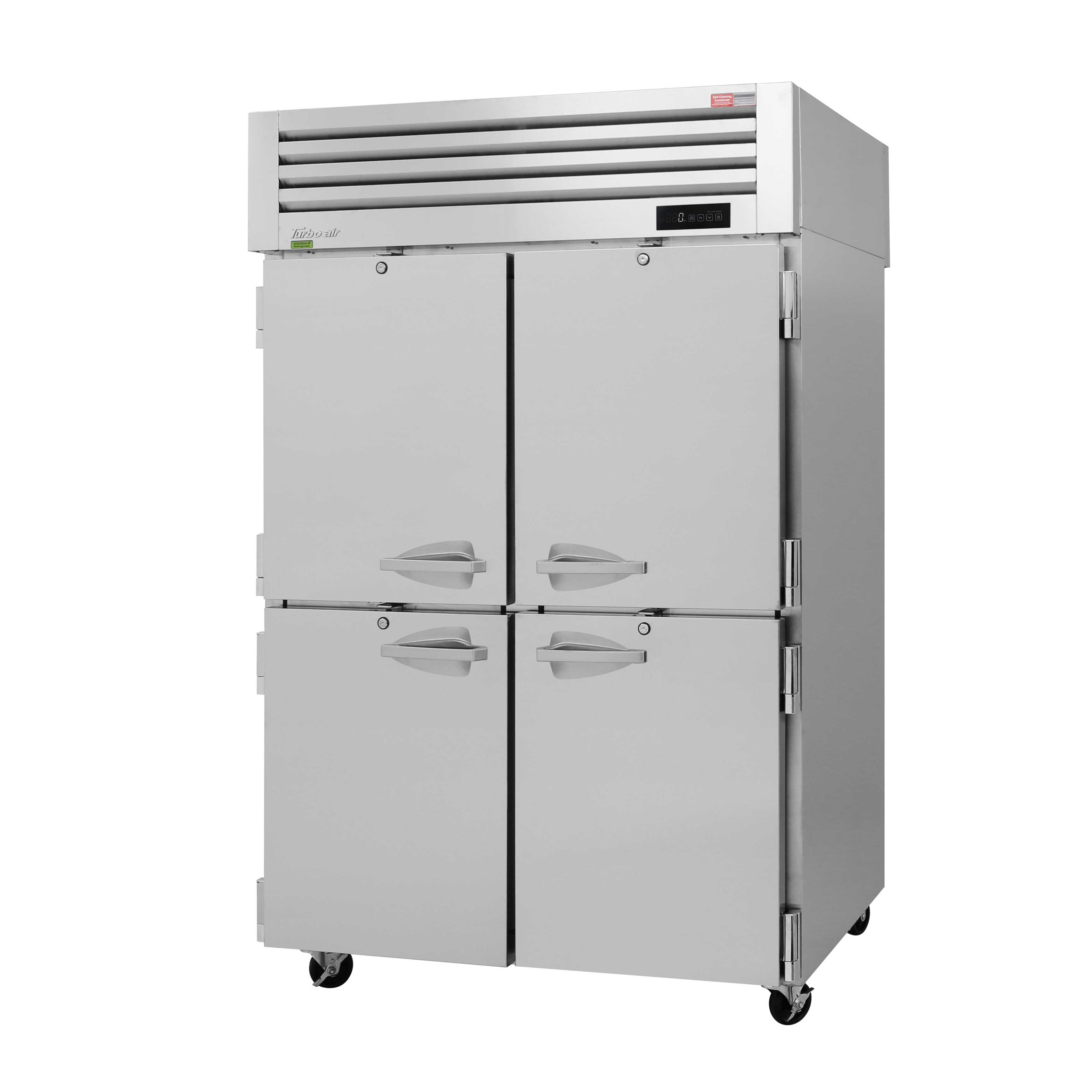 Turbo Air PRO-50-4F-N freezer, reach-in