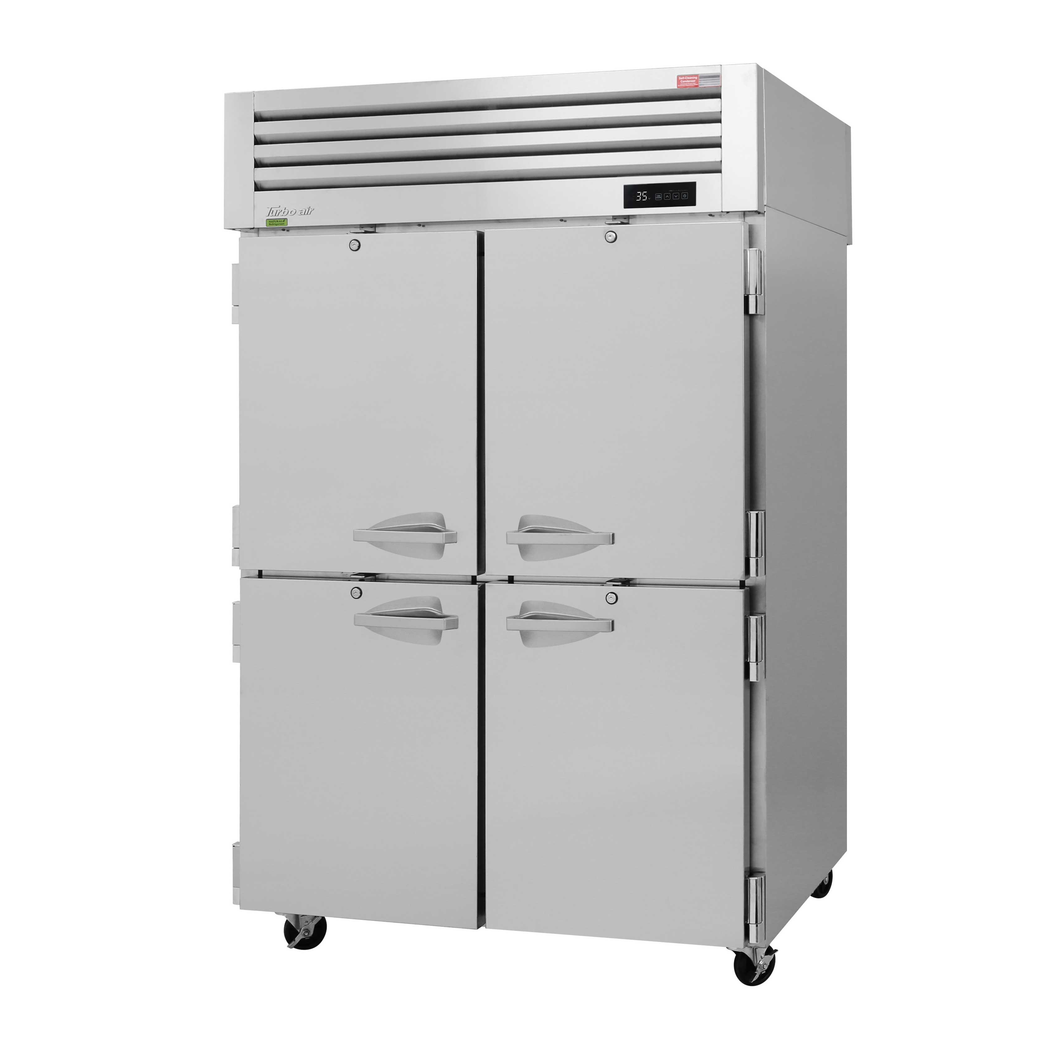Turbo Air PRO-50-4R-N refrigerator, reach-in