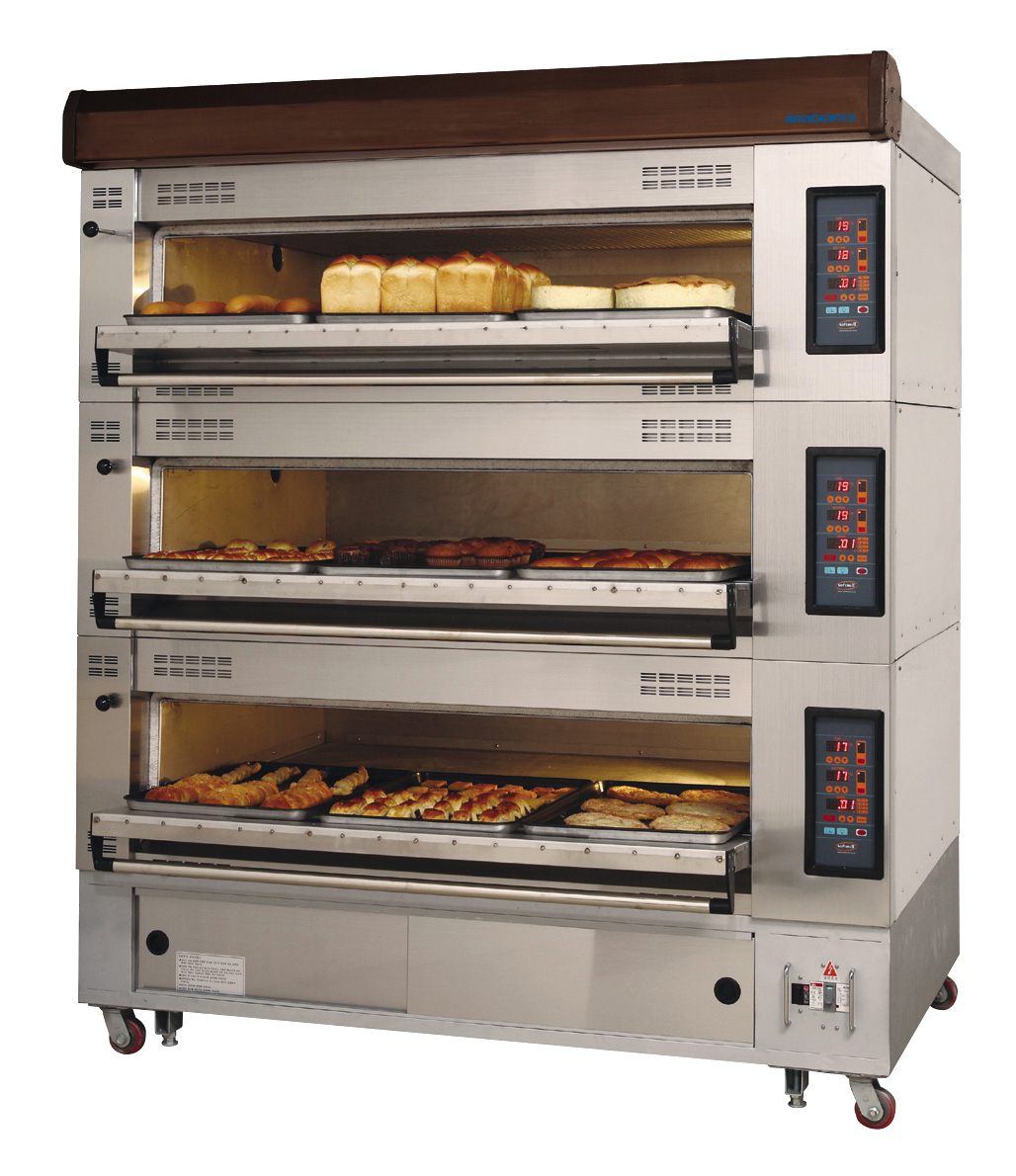 Turbo Air RBDO-43U oven, deck-type, electric
