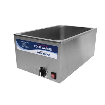 Turbo Air RFW-20 food pan warmer, countertop