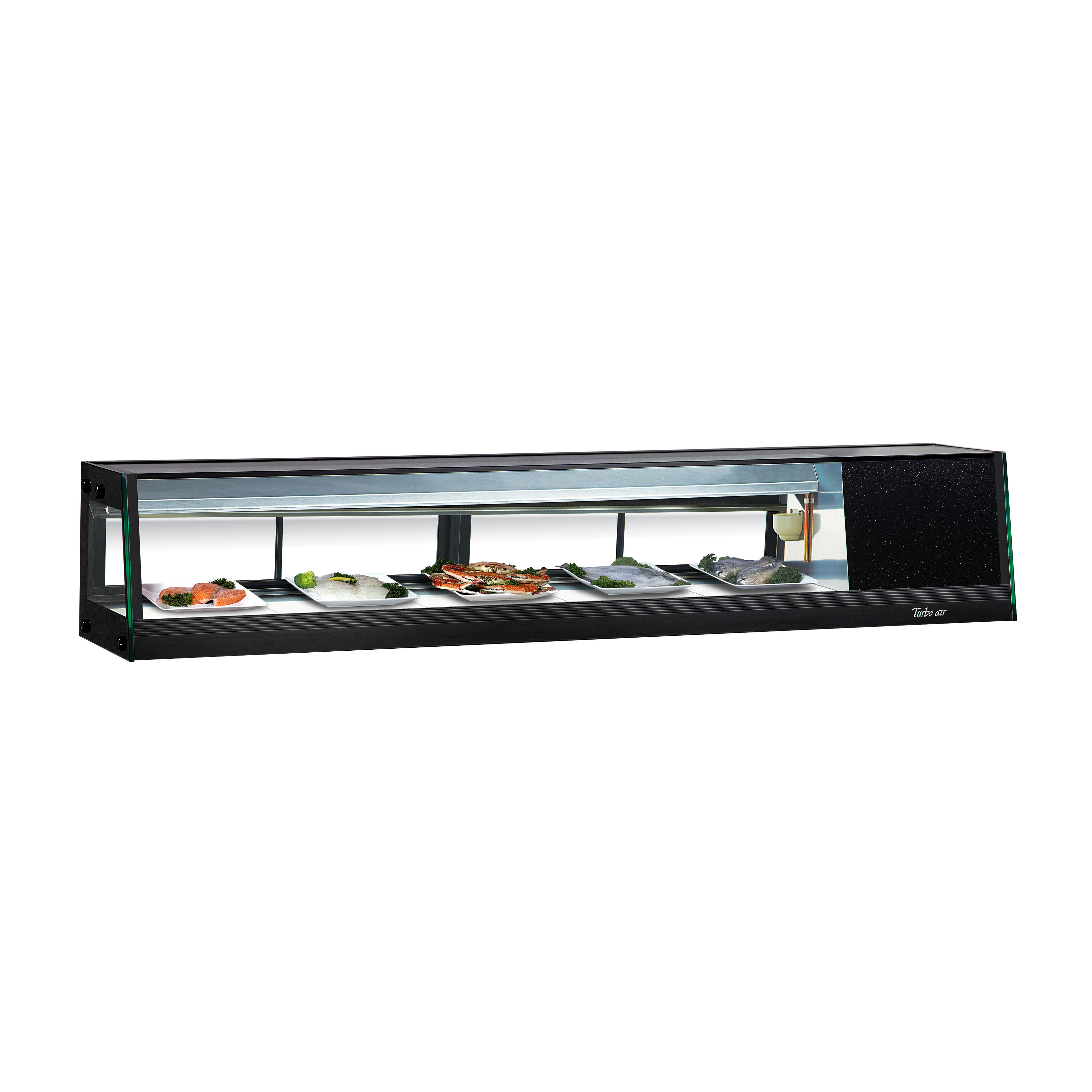 Turbo Air SAS-70R(L)-N display case, refrigerated sushi