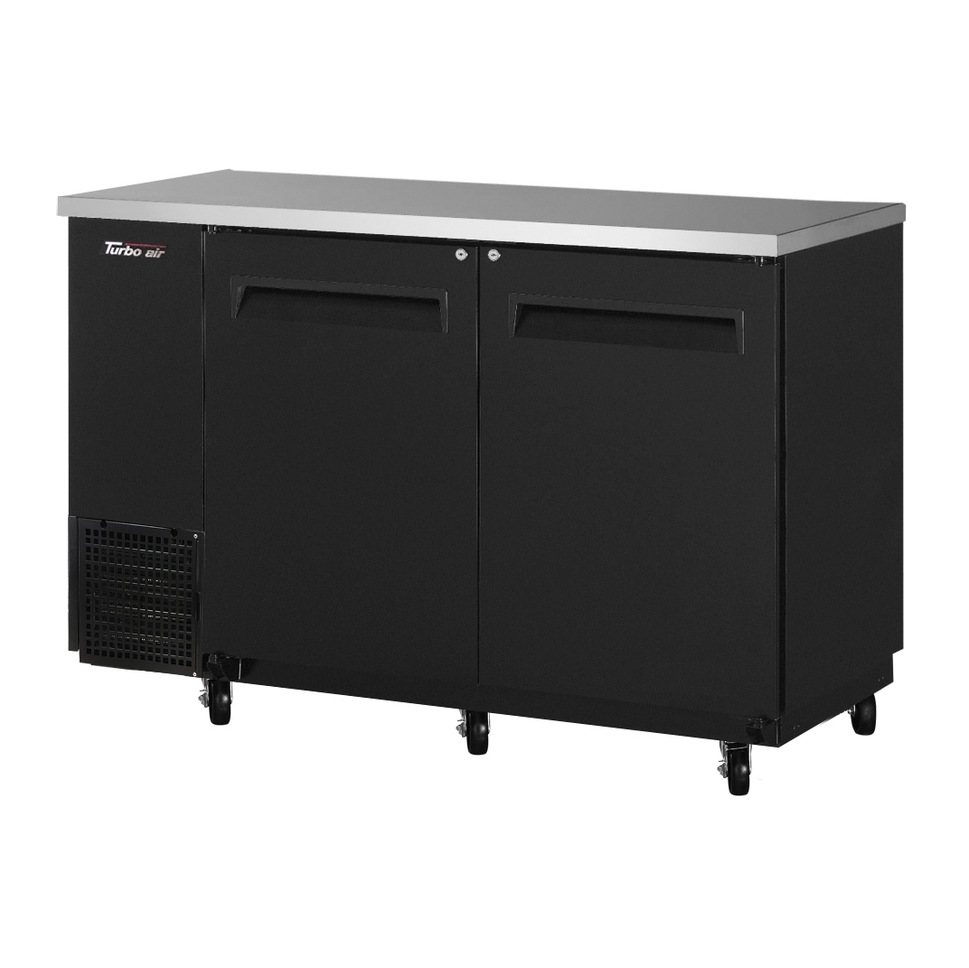 Turbo Air TBB-24-48SB-N6 back bar cabinet, refrigerated