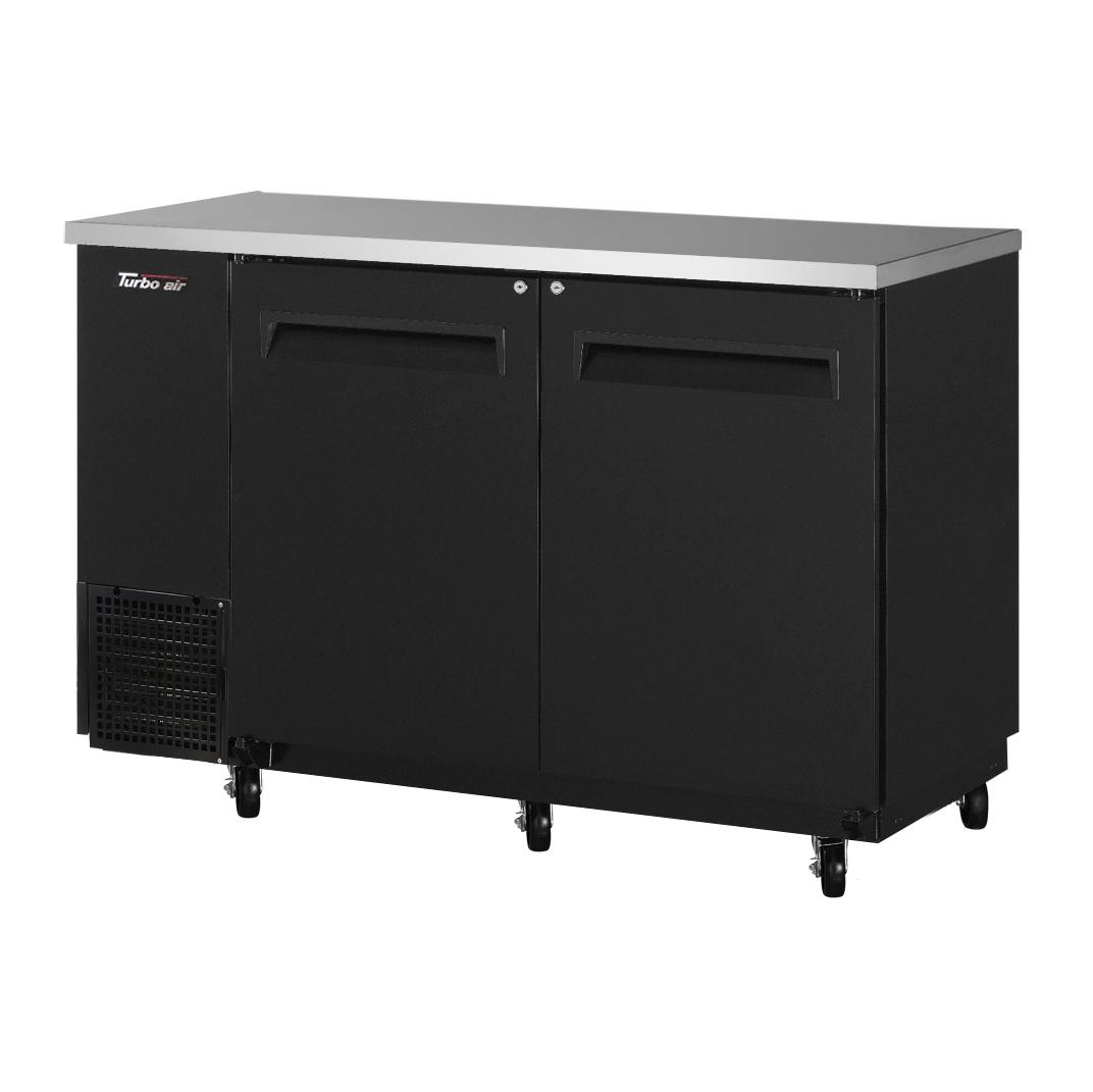 Turbo Air TBB-24-48SB-N6 back bar cabinet, refrigerated