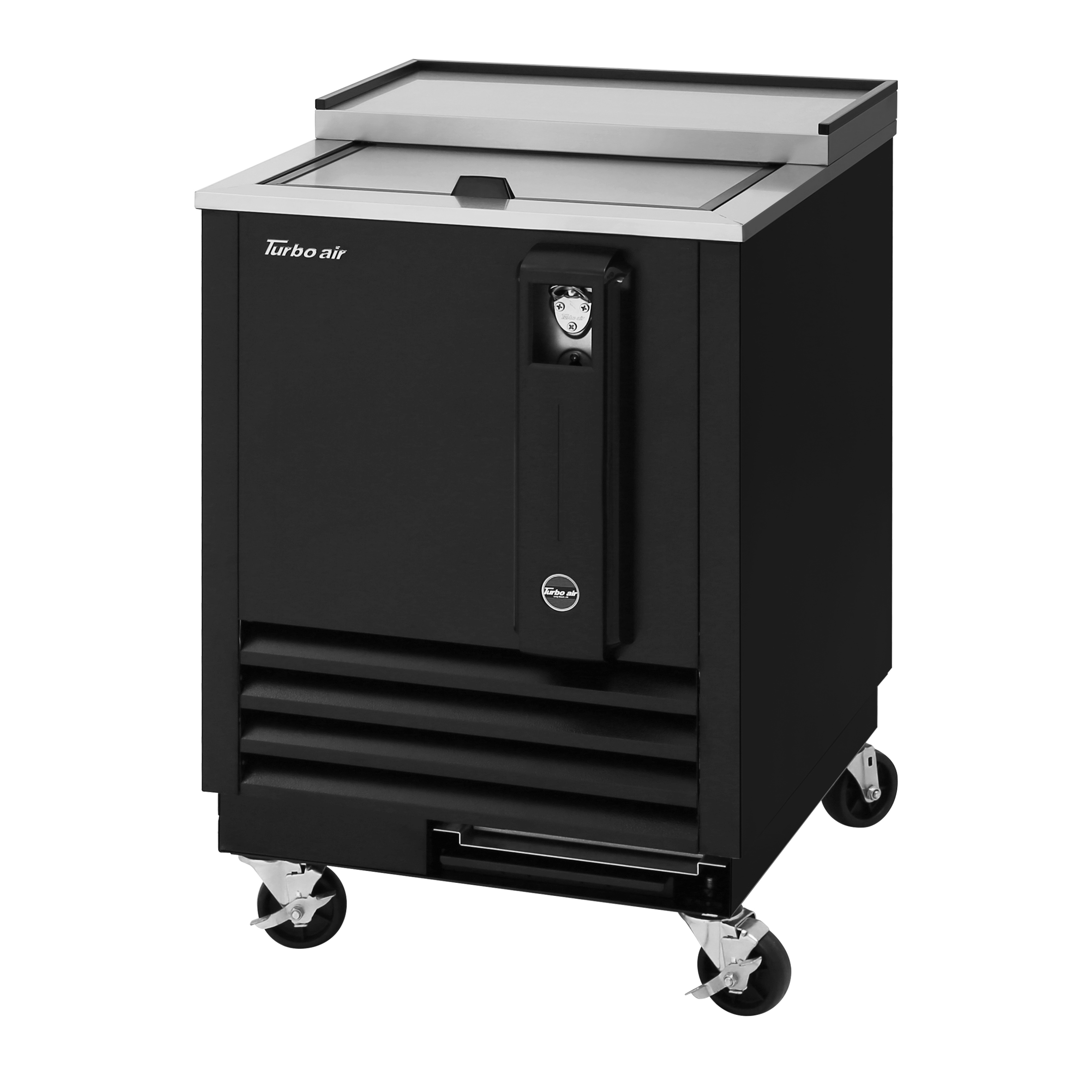 Turbo Air TBC-24SB-N6 bottle cooler