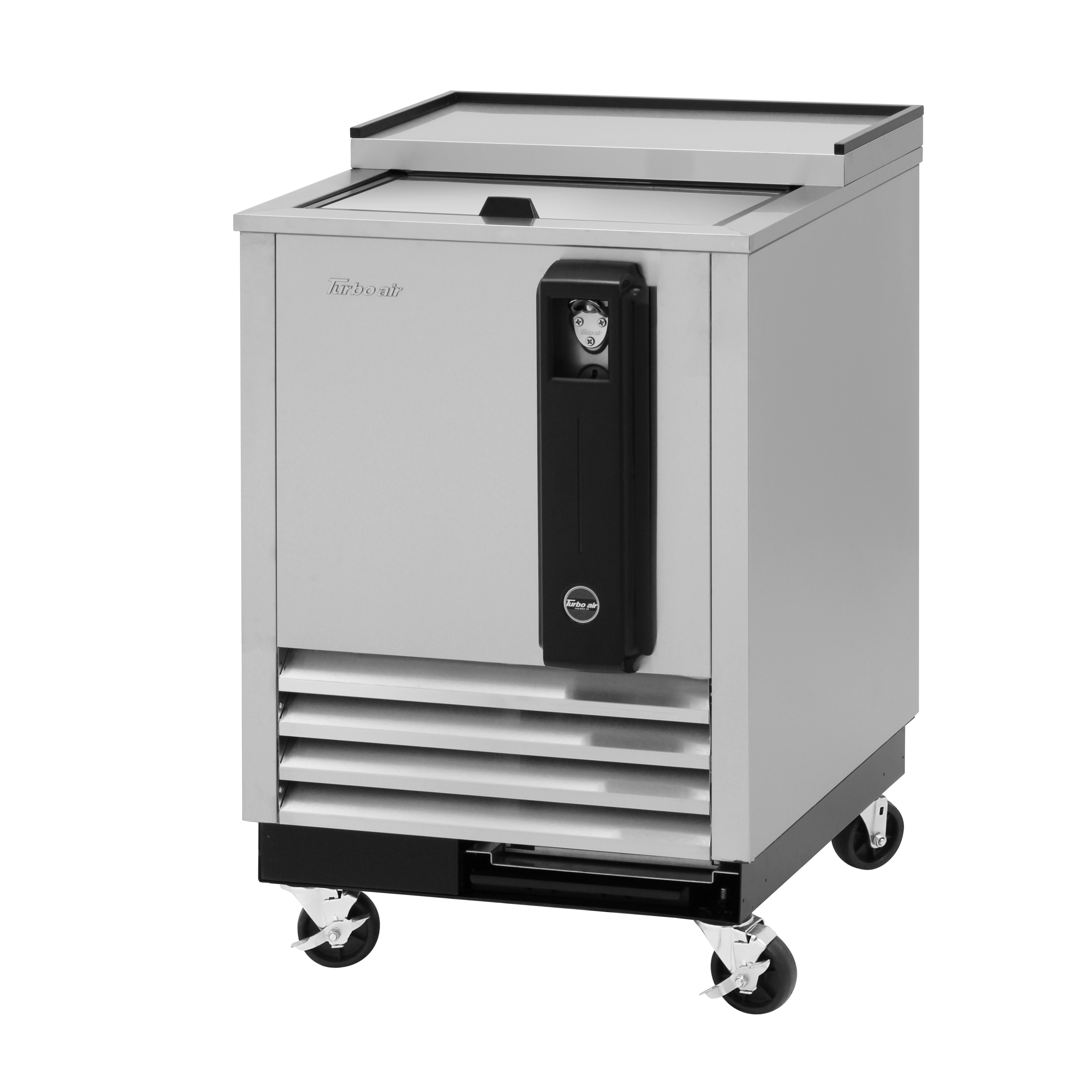 Turbo Air TBC-24SD-N6 bottle cooler