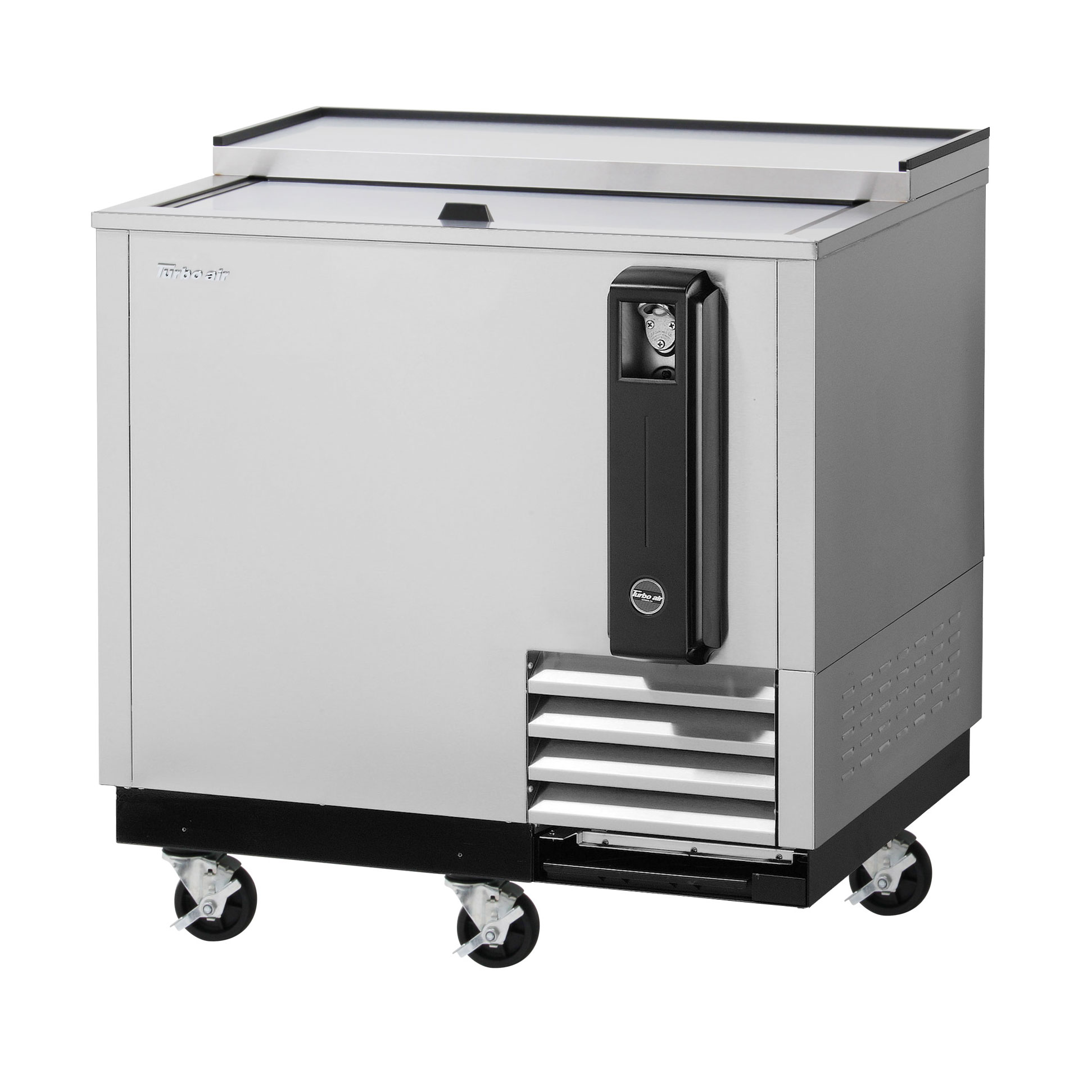Turbo Air TBC-36SD-N6 bottle cooler