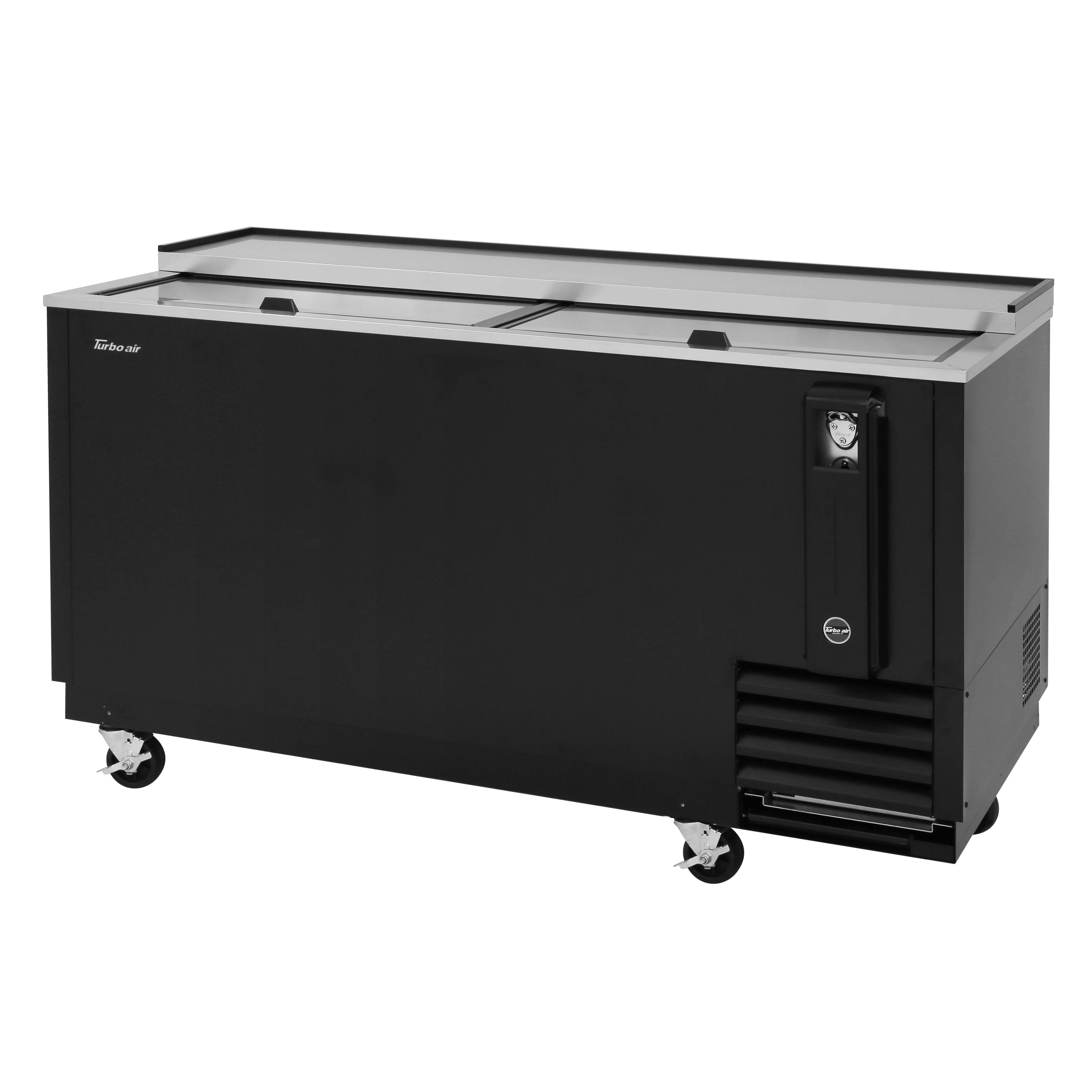 Turbo Air TBC-65SB-N6 bottle cooler