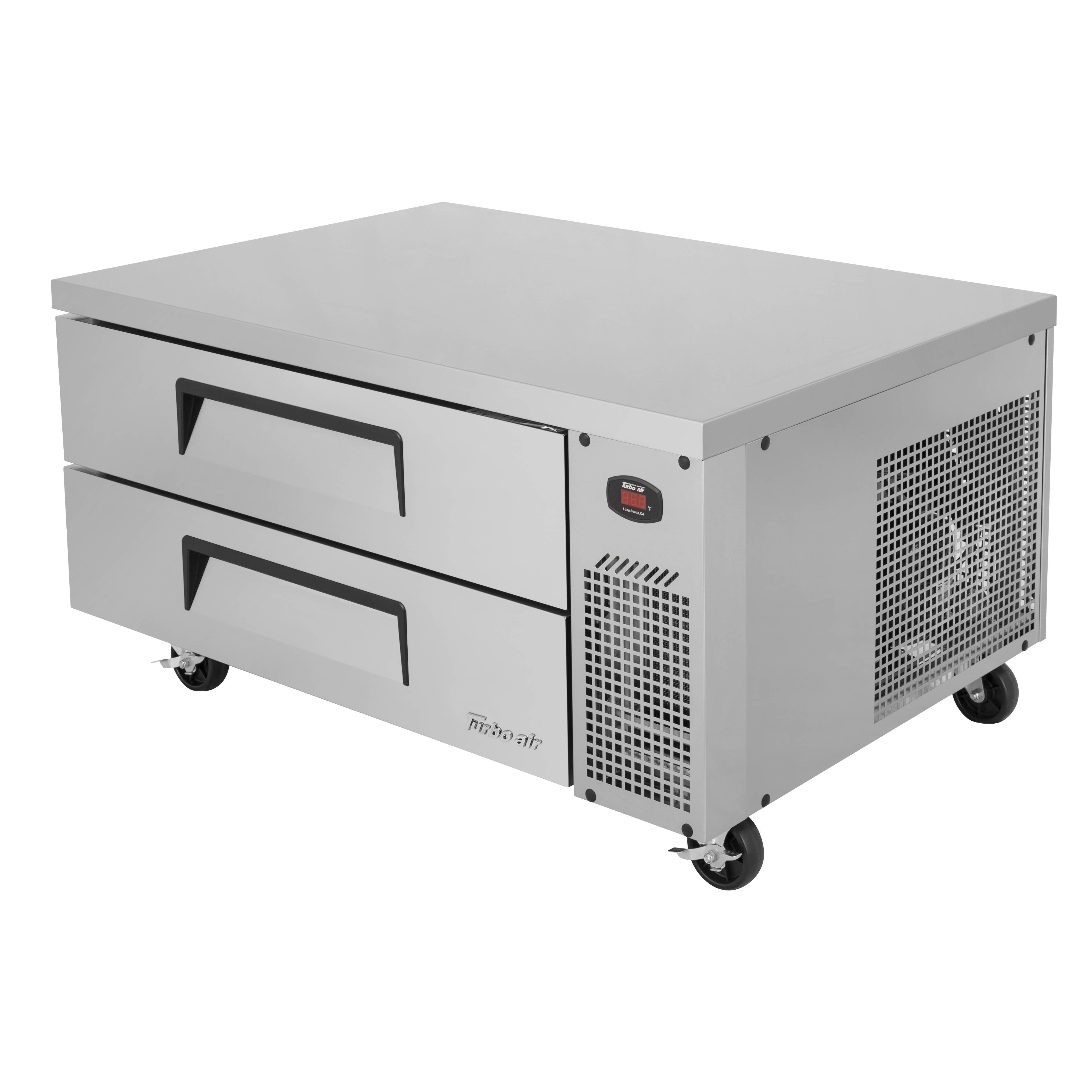 Turbo Air TCBE-48SDR-N equipment stand, refrigerated base