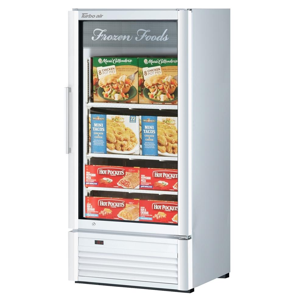 Turbo Air TGF-10SD-N freezer, merchandiser