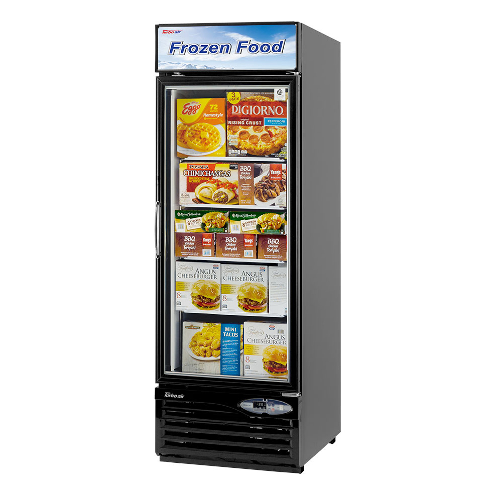 Turbo Air TGF-23FB-N freezer, merchandiser