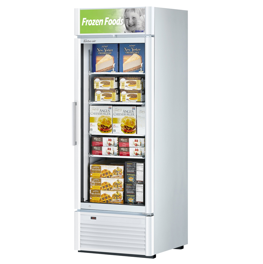 Turbo Air TGF-23SD-N freezer, merchandiser