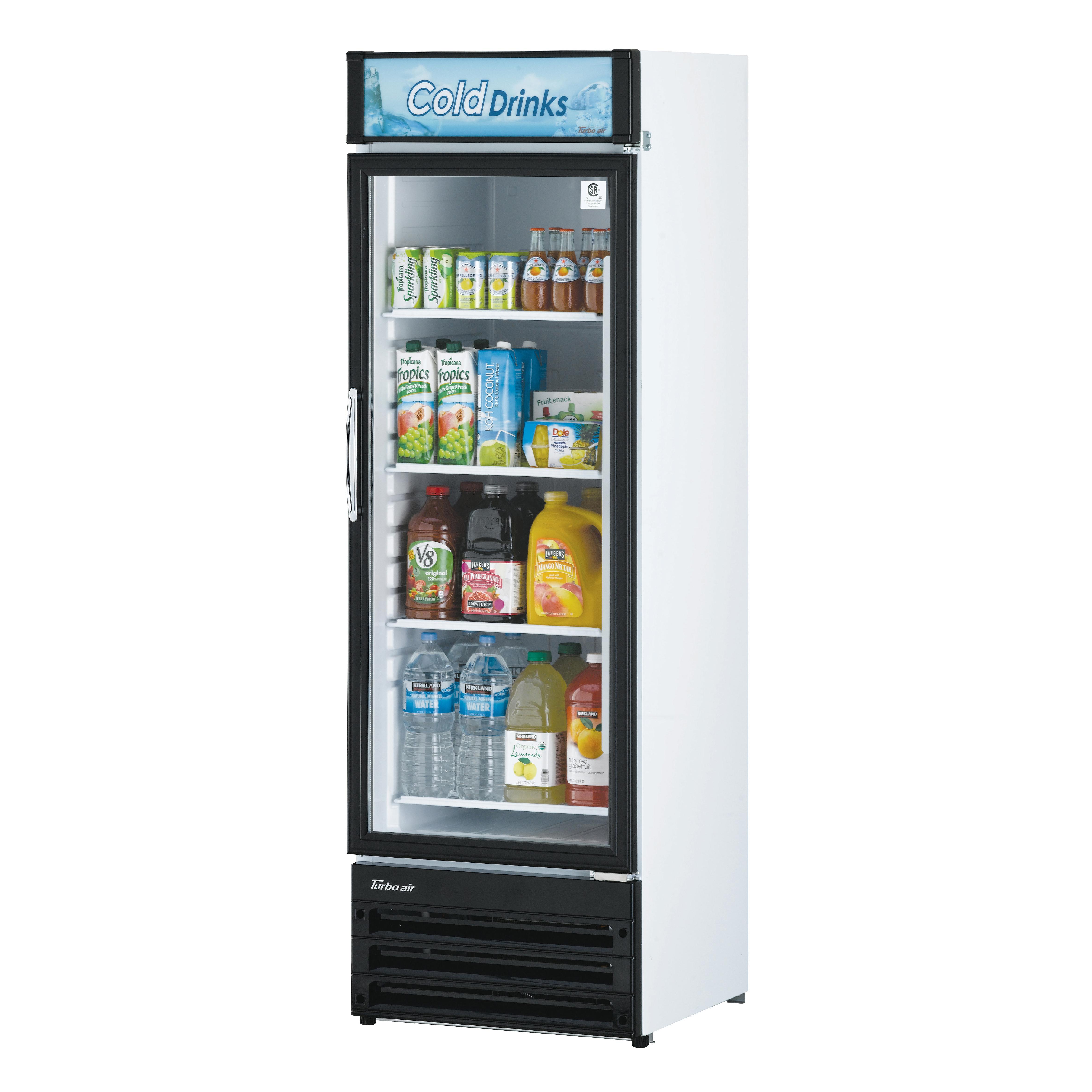Turbo Air TGM-14RV-N6 refrigerator, merchandiser