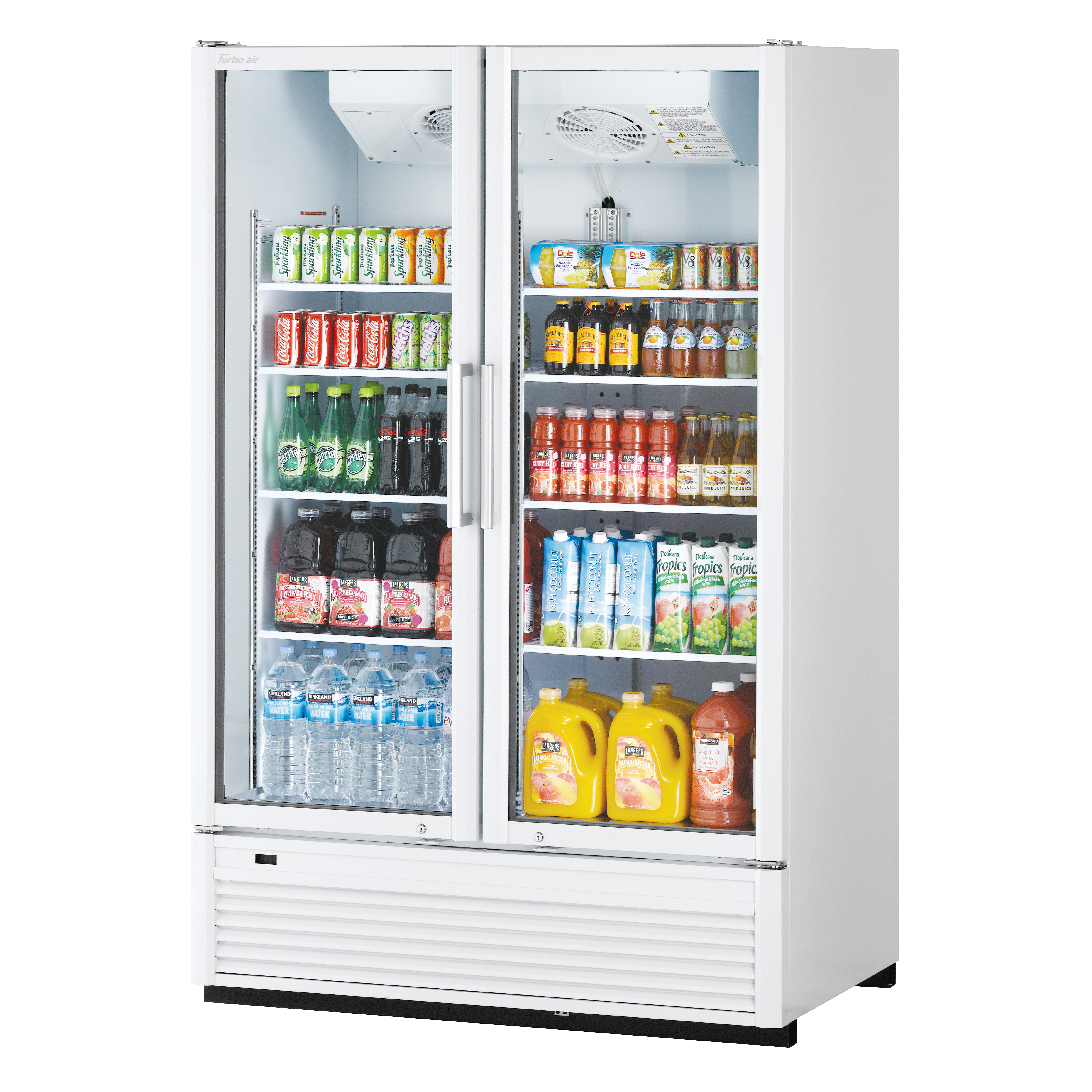Turbo Air TGM-47SDH-N refrigerator, merchandiser