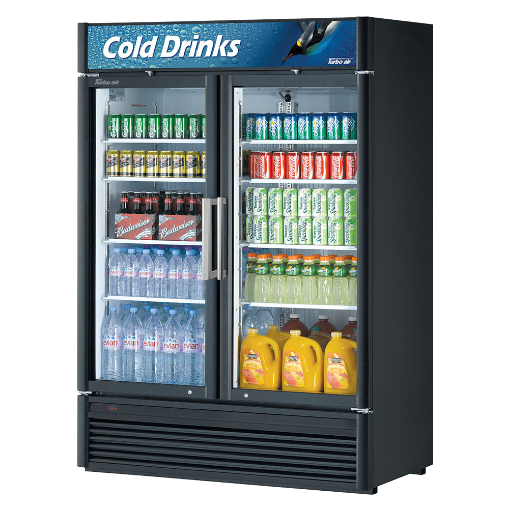 Turbo Air TGM-47SD-N refrigerator, merchandiser