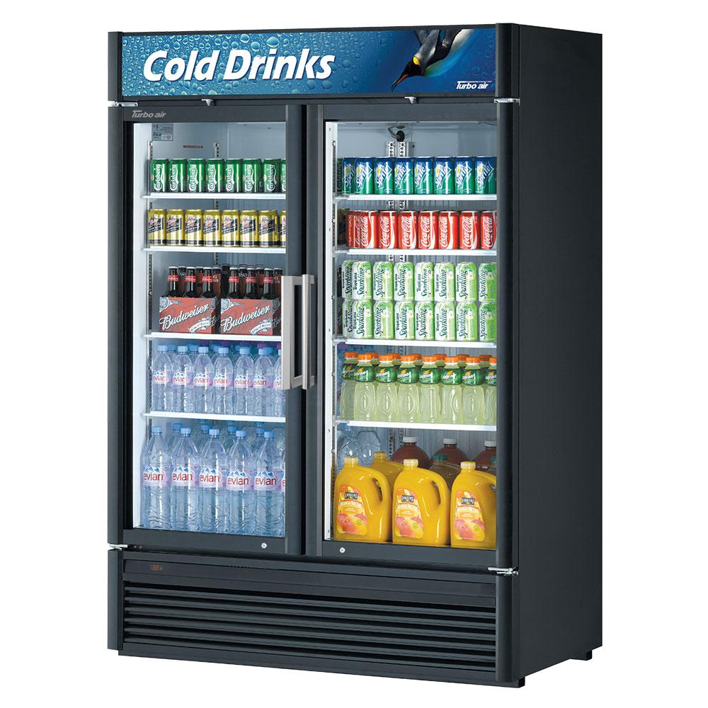 Turbo Air TGM-47SD-N refrigerator, merchandiser