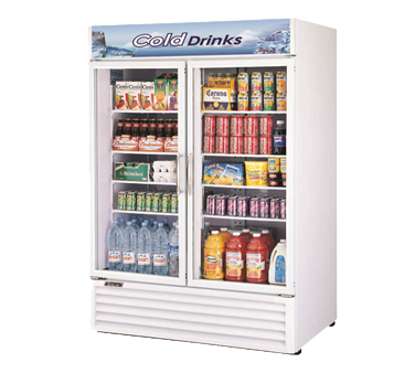 Turbo Air TGM-50RS-N refrigerator, merchandiser