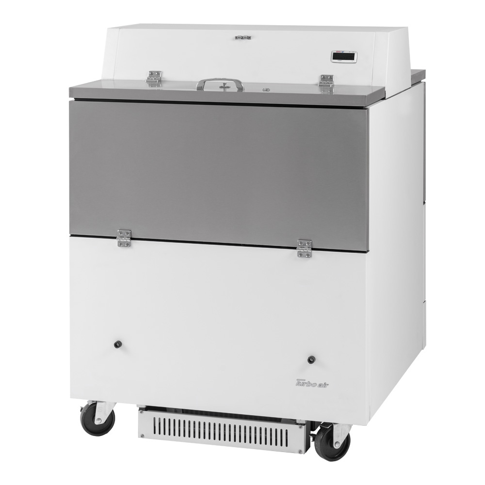 Turbo Air TMKC-34D-WS milk cooler / station