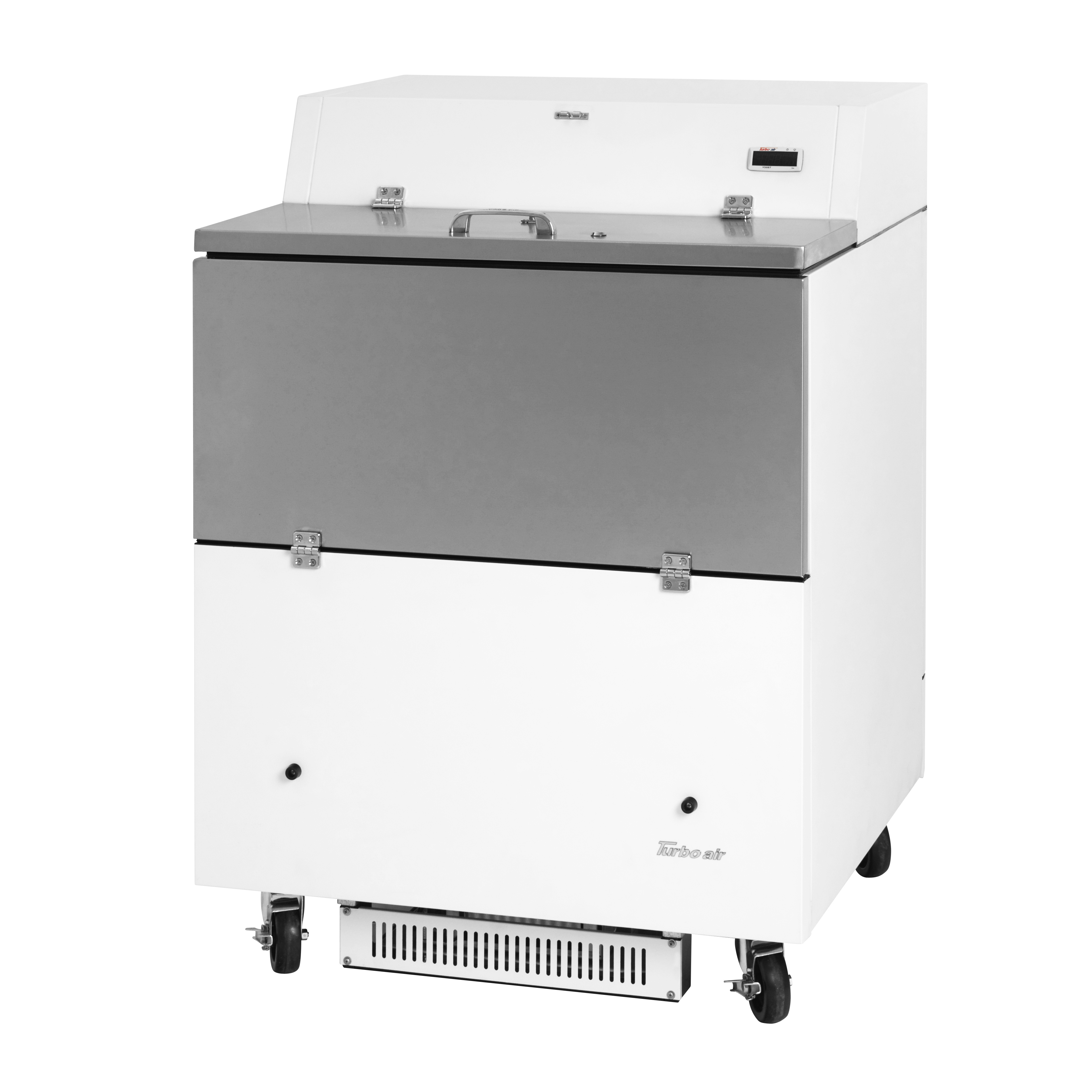 Turbo Air TMKC-34S-N-WS milk cooler / station