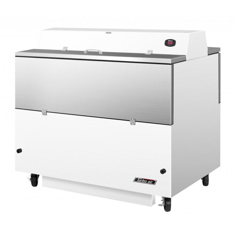 Turbo Air TMKC-49D-WA milk cooler / station